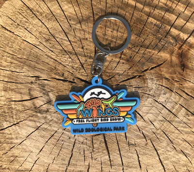 Bird Show Keyring (Corona Support Item)