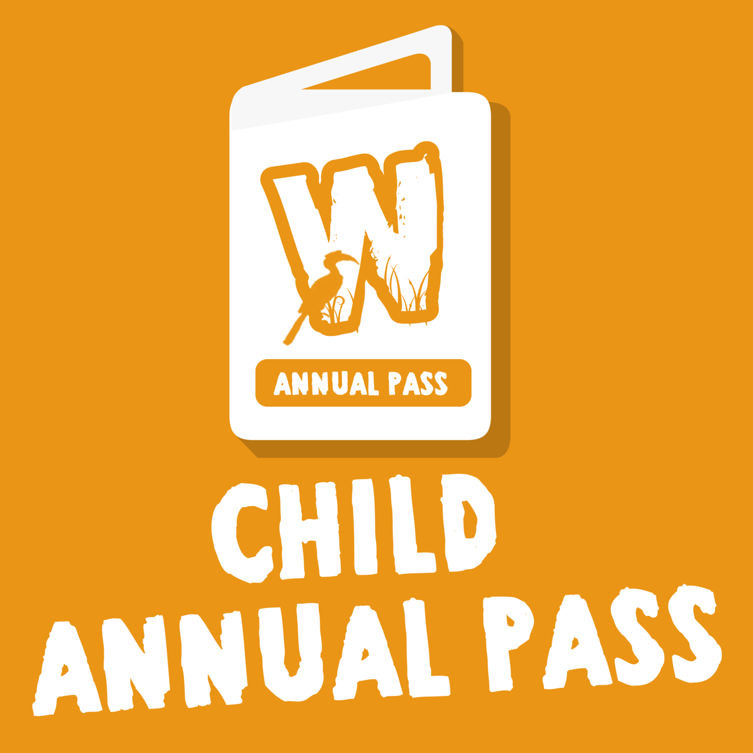 Wild Zoological Park X1 Child ANNUAL PASS