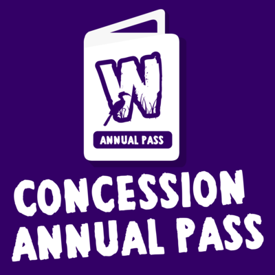 Wild Zoological Park X1 Concession ANNUAL PASS