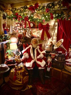 Personal Santa Video