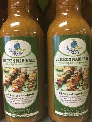 Chicken Marinade - Chicken Kabob & Shawarma
