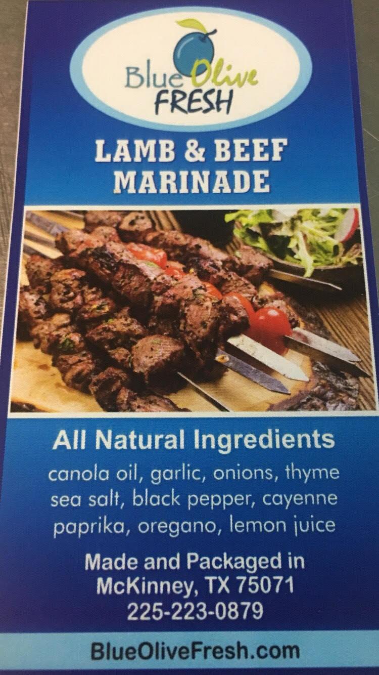 Lamb & Beed Marinade 00021