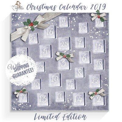 SOLD OUT! Christmas Calendar Box 2019