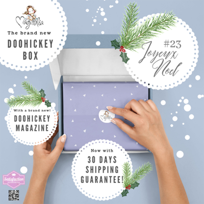 DooHickeyBOX Volume 23 {Joyeux Noel}