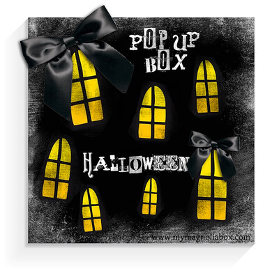 SOLD OUT! POP UP BOX Halloween 2020