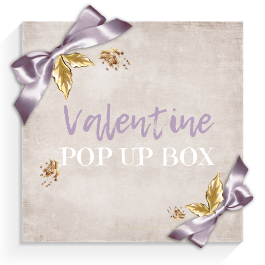 SOLD OUT! POP UP BOX Valentine