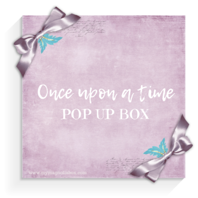 SOLD OUT! POP UP BOX Once upon a time