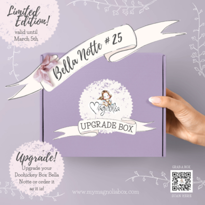 SOLD OUT! UPGRADE Doohickey Box #25 {Bella Notte}