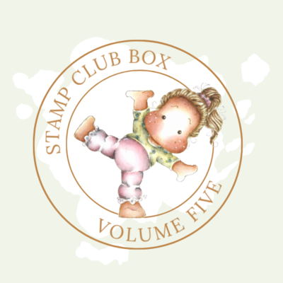 SOLD OUT! StampClub™BOX #FIVE {Landury Room}