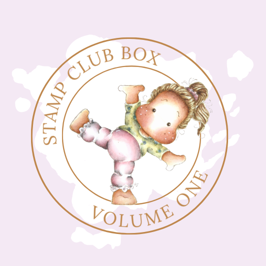 SOLD OUT! Stamp Box #ONE
