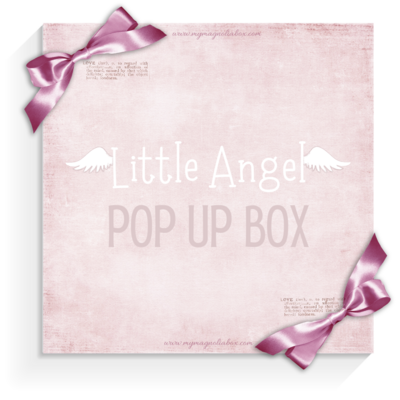 In Stock & Shipping Now! POP UP BOX Little Angel