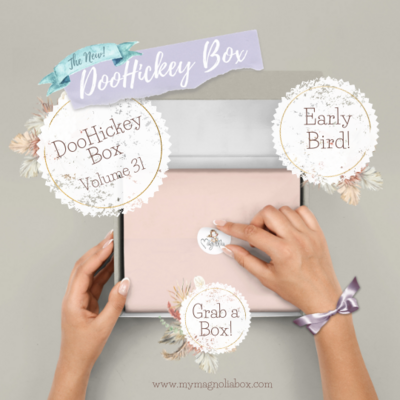 EARLY BIRD! DooHickeyBOX Volume 31