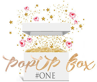 SOLD OUT! My Pop Up Box #ONE