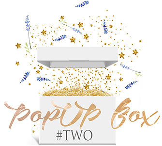 SOLD OUT! My Pop Up Box #TWO