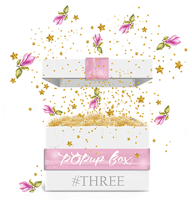 SOLD OUT! My Pop Up Box #THREE