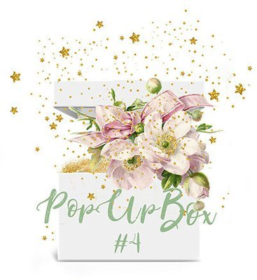 SOLD OUT! My Pop Up Box #FOUR