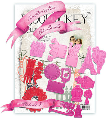 SOLD OUT! MYDooHickeyBOX™ Vol.3 {Oh La La}