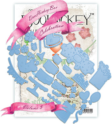 SOLD OUT! MYDooHickeyBOX™ Vol.5 {Celebration}