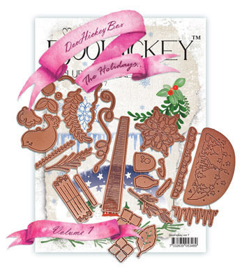 SOLD OUT! MYDooHickeyBOX™ Vol.7 {The Holidays are coming}