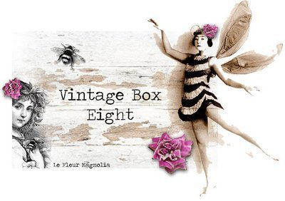 SOLD OUT! VintageBOX Edition Eight { Vintage Heritage }