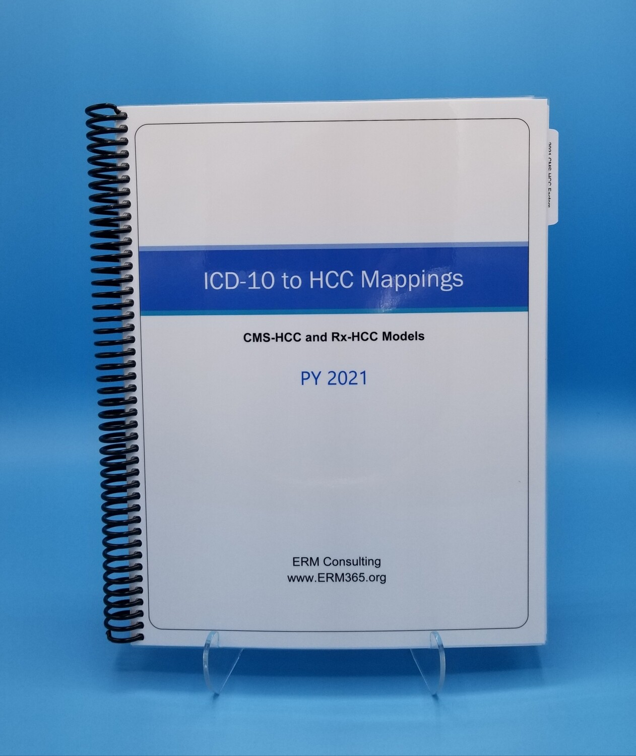 2021 CMS ICD-10 to HCC Mappings