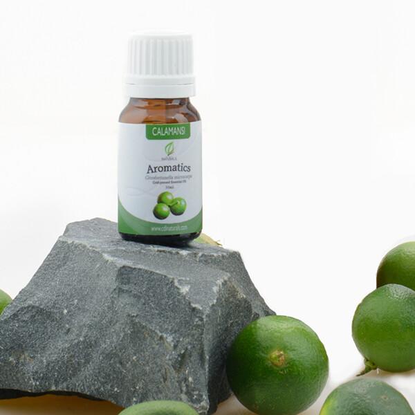 Calamansi Essential Oil (Cold-pressed)