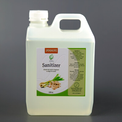 CDL Naturals Sanitizer Blends 1 Liter