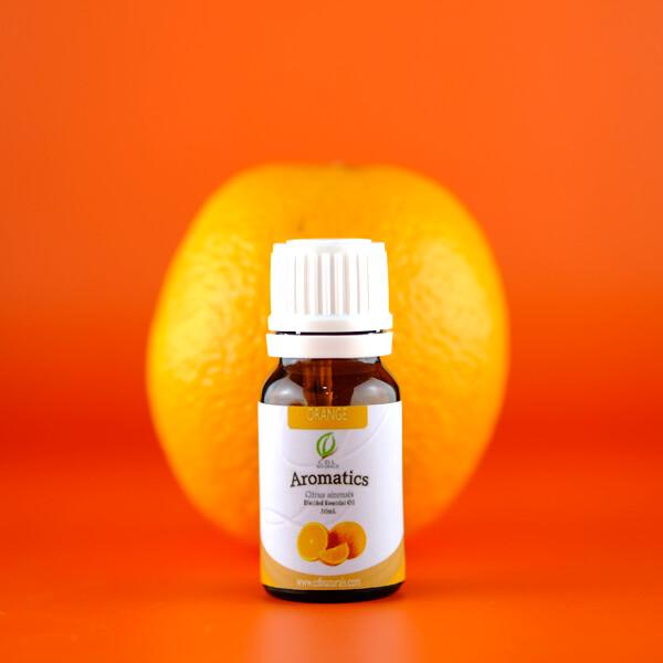 Orange Essential Oil (Distilled)