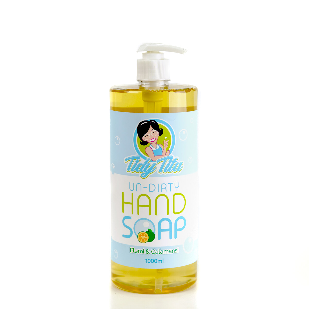 Tidy Tita Un-Dirty Hand Soap