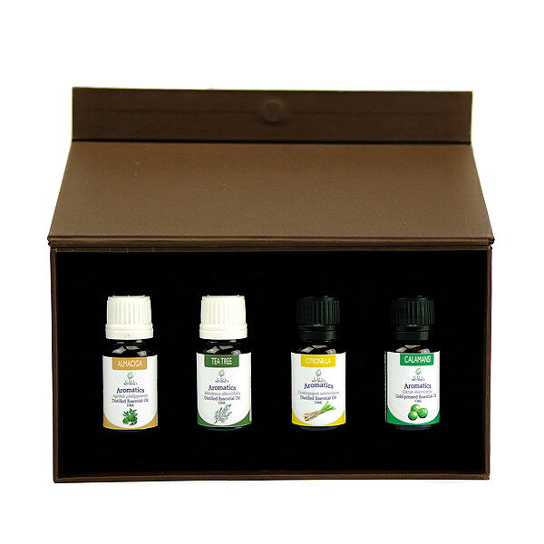 Essential Oil Box with 10mL Essential Oils
