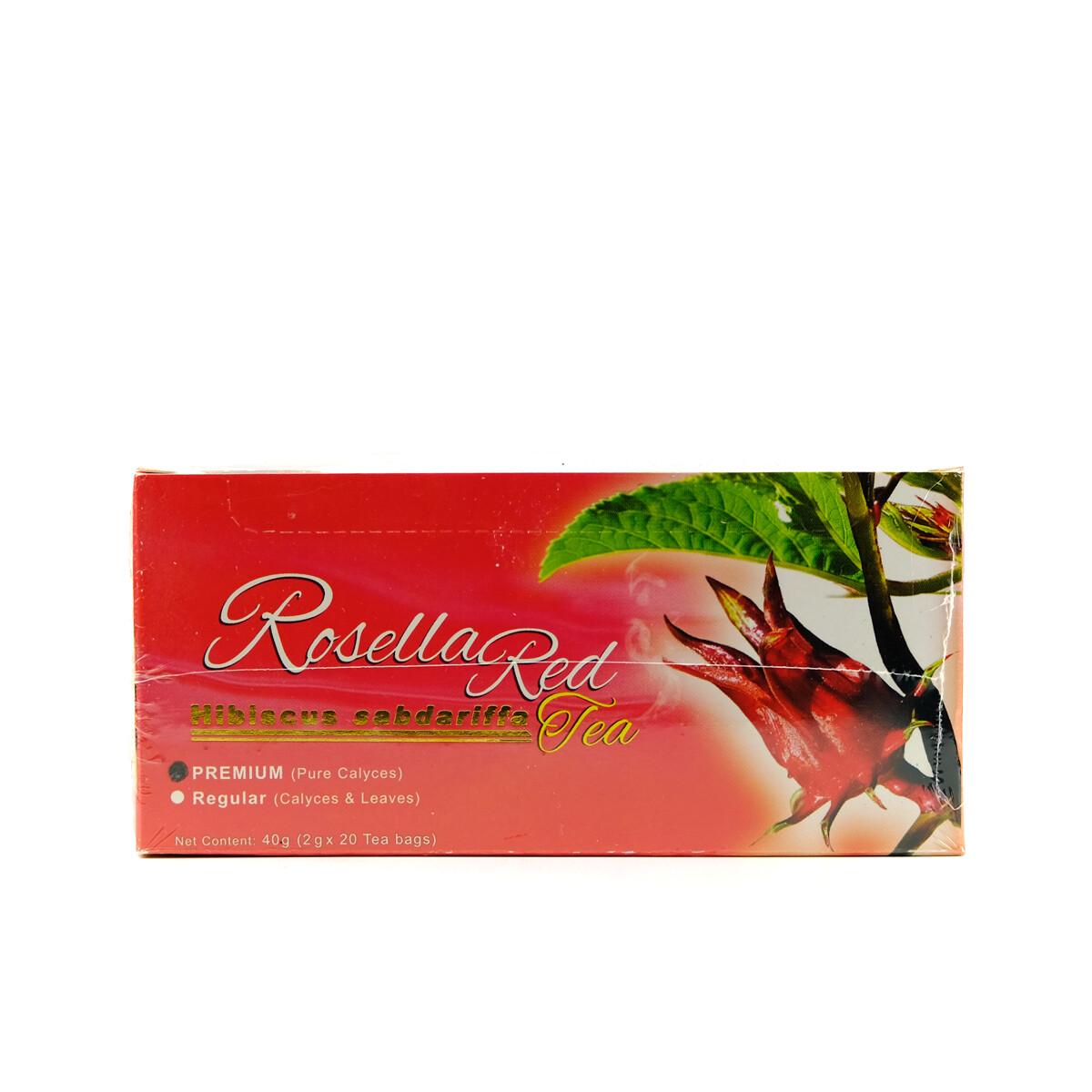 Premium Rosella Red Tea