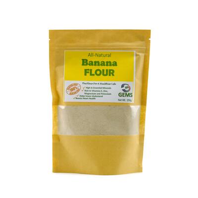 GEMS Banana Flour