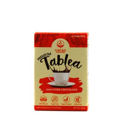 Cacao Culture Premium Chocolate Tablea