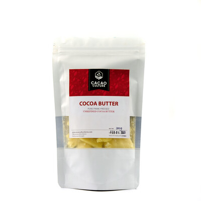 Cacao Culture Cocoa Butter