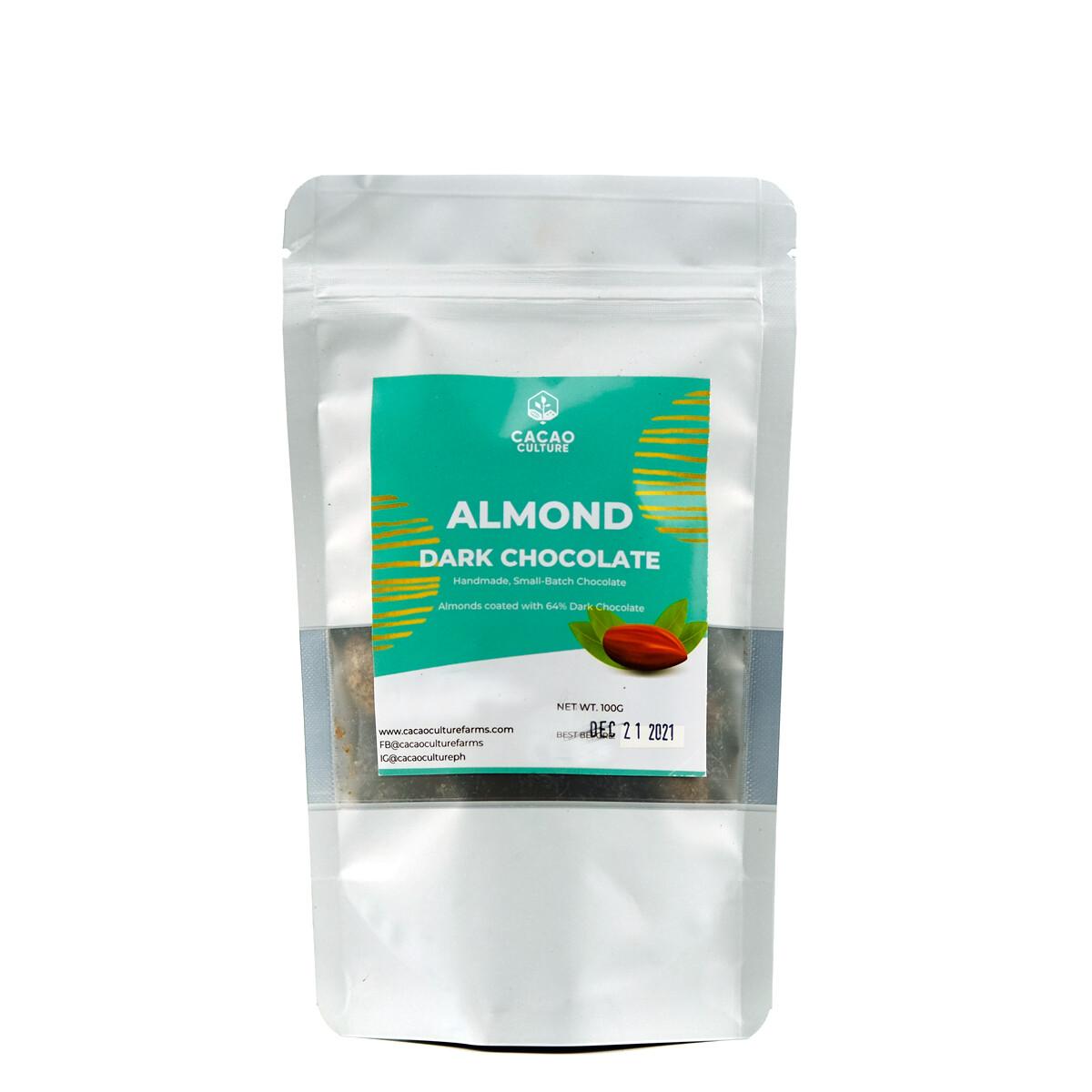Cacao Culture Almond Dark Chocolate