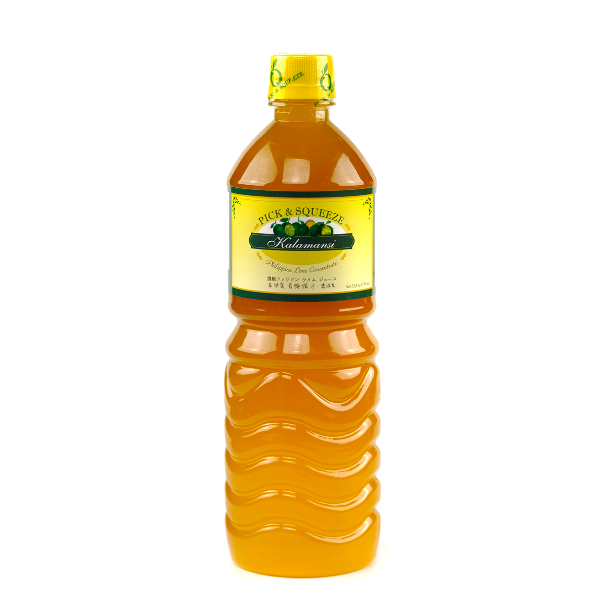 Pick and Squeeze Calamansi Juice Concentrate