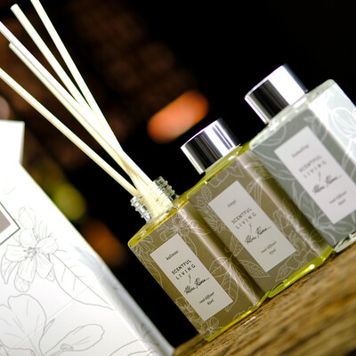 Scentful Living Hiraya Collection Reed Diffusers