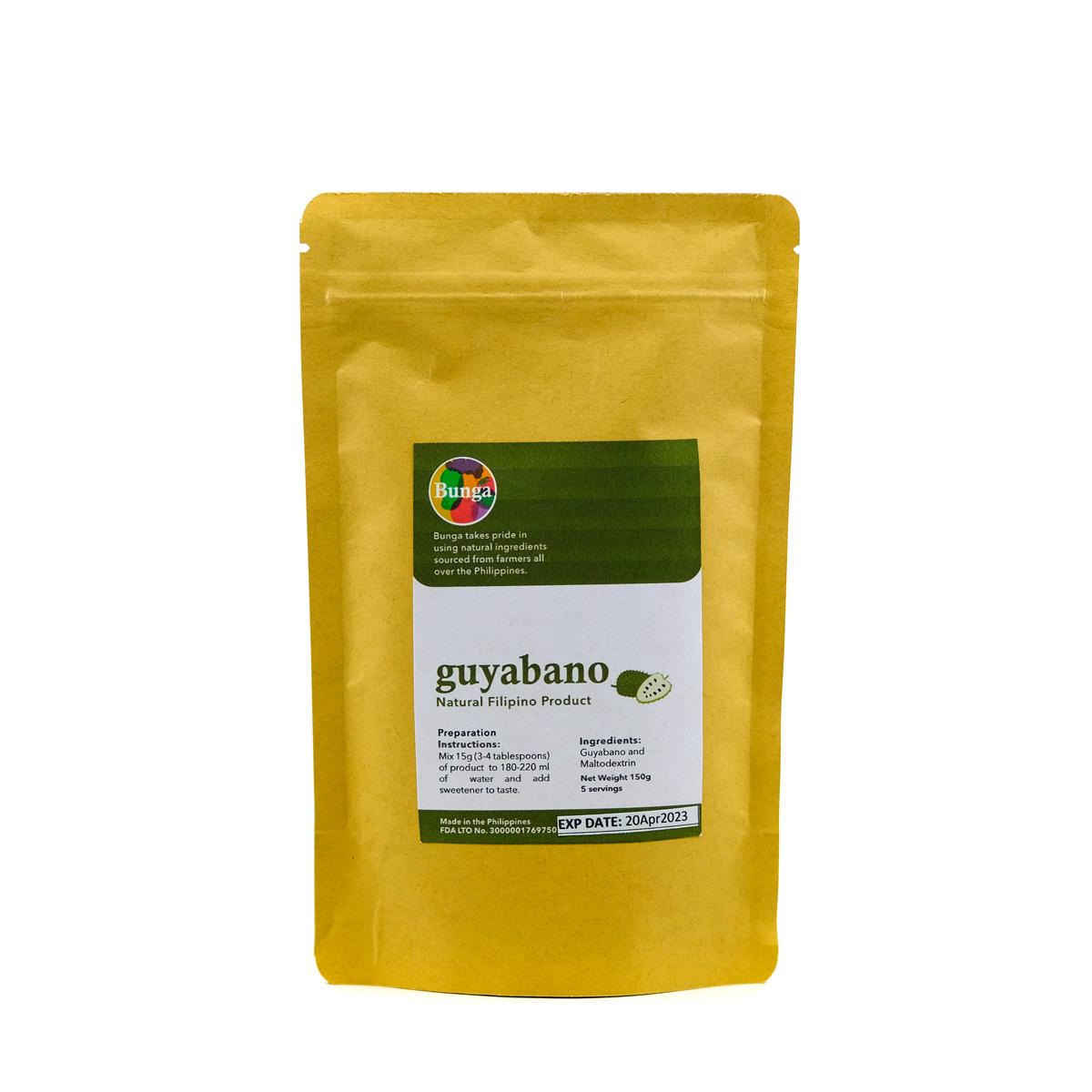 Bunga Guyabano Powder