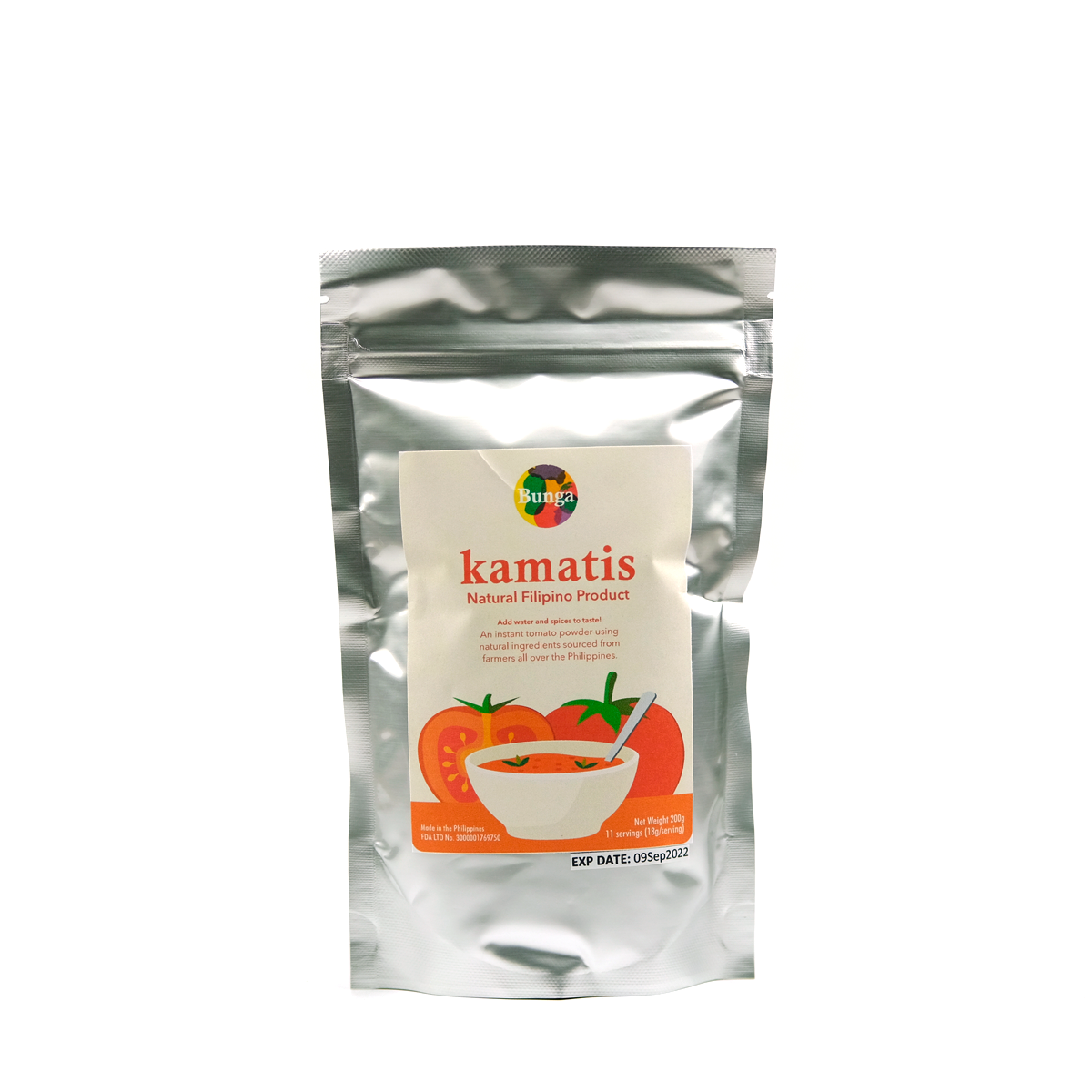 Bunga Tomato Powder