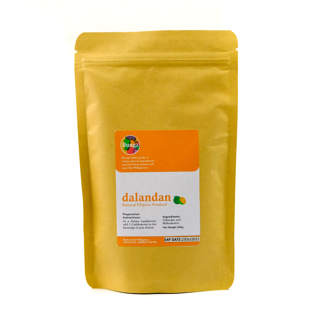 Bunga Dalandan Powder