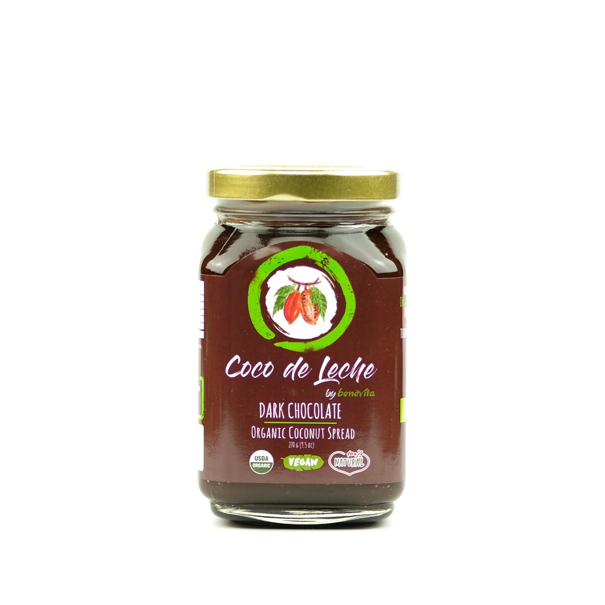 Benevita Organic Coconut Spread Milk Chocolate
