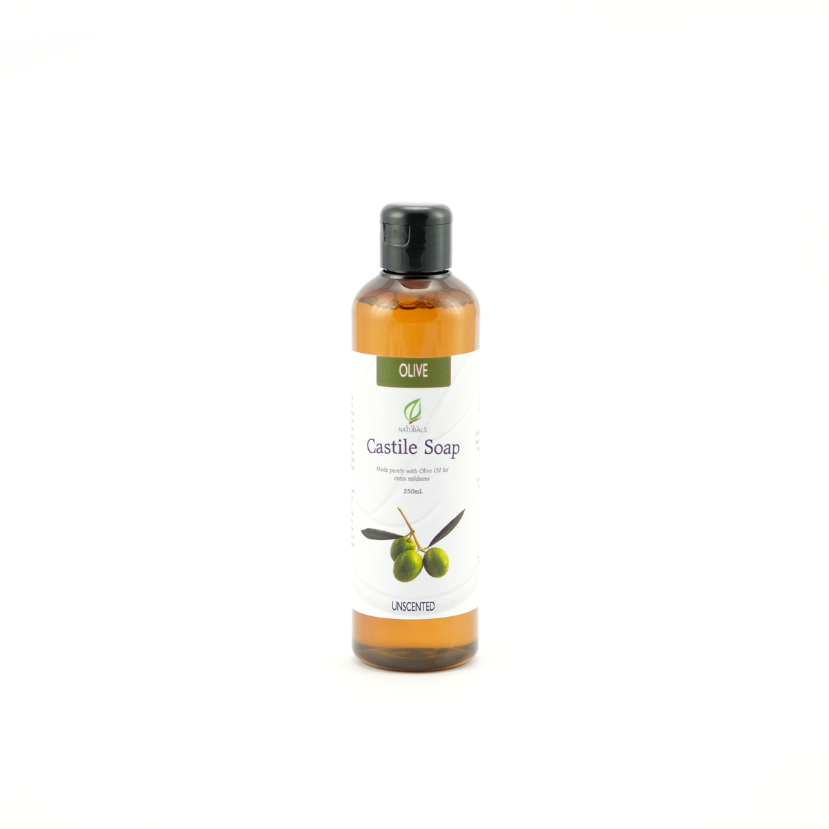 Unscented Olive Castile Soap Refill