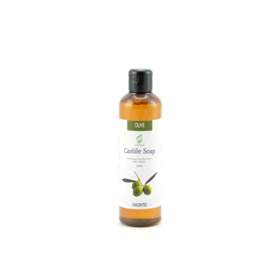 Unscented Olive Castile Soap