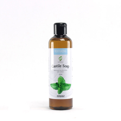Peppermint Olive Castile Soap
