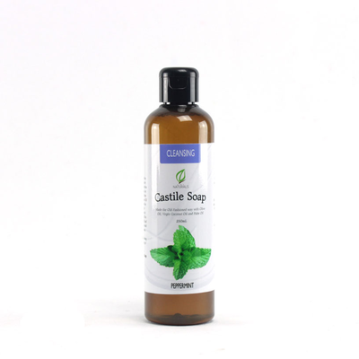 Peppermint Cleansing Castile Soap