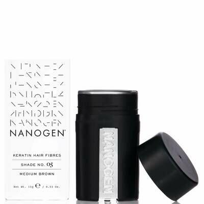 Nanogen Hair Thickening Fibres Dark Brown 15g