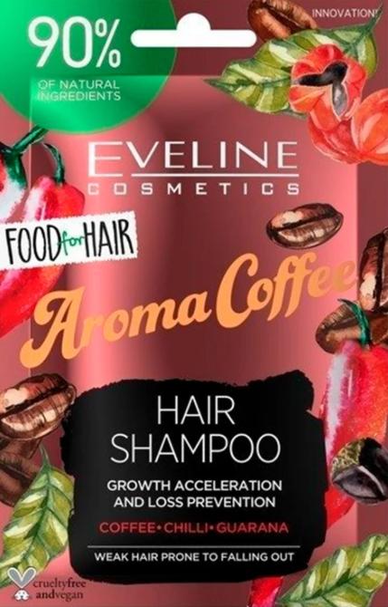 Aroma Coffee regenerating shampoo & mask pack 20ml
