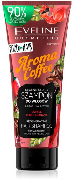 Food For Hair Aroma Coffee Hair Shampoo 250ML FREE SHIPPING