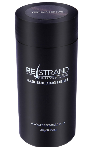 RESTRAND Hair Building Fibres 28g Bottle