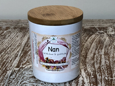 Extra Large Votive Candle- Nan